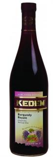 Kedem Burgundy Royale 750ml - Case of 12